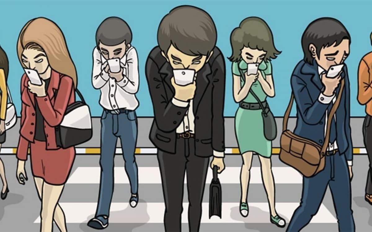Daha az telefon daha fazla sosyal hayat