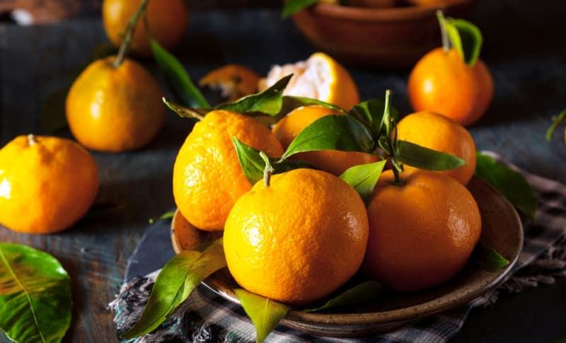 Mandalina faydaları neler? c vitamini çekirdek