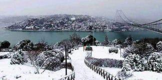 Meteoroloji İstanbul için kar yağışı uyarısı