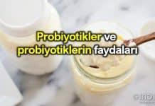 Probiyotikler ve probiyotiklerin faydaları neler?
