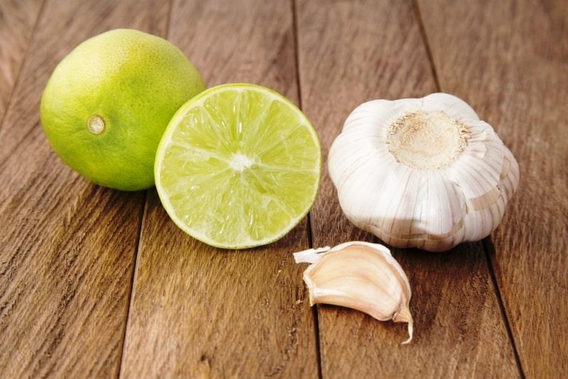 Sarımsak limon karışımı