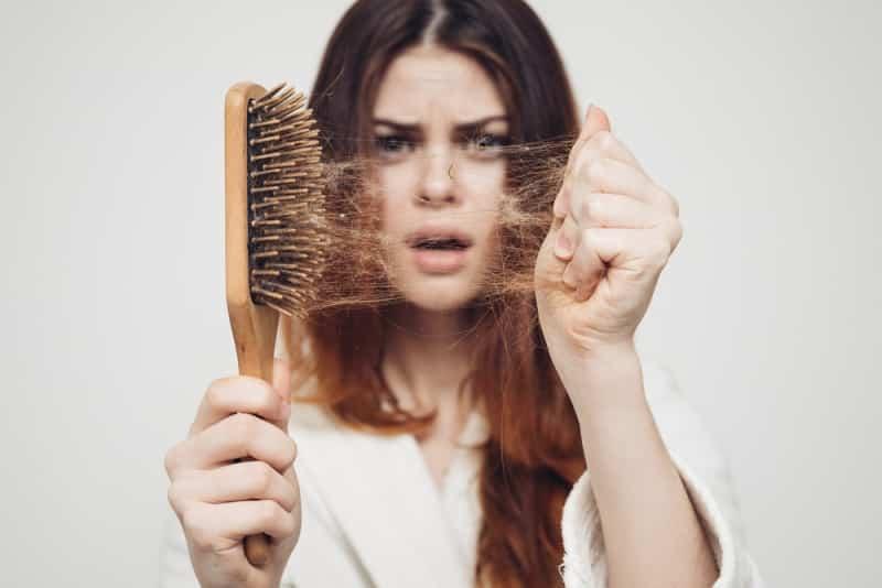 saç dökülmesi çözümü