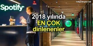 Spotify Türkiye ve dünyada en çok dinlenen şarkılar ve sanatçılar