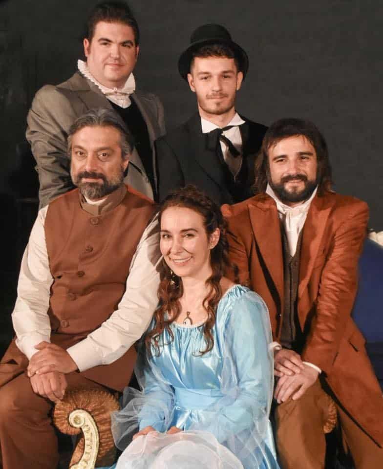 Oblomov tiyatro oyunu: Ölümsüz bir Rus klasiği