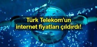 Türk Telekom 2019 kotasız internet tarifelerinde fahiş fiyatlar