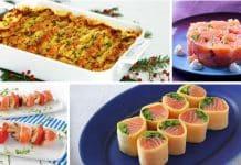 Yılbaşı yemeği için somonlu spesiyal tarifler malzemeler hazırlanışı somon aperatif