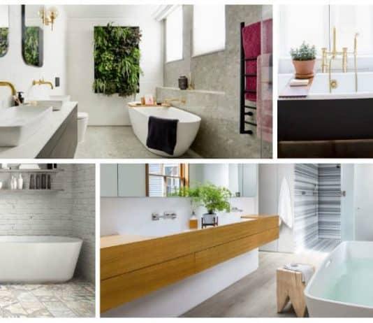 2019 yılında banyo dekorasyon trendleri