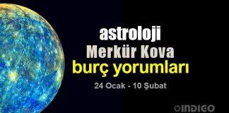 Astroloji: Merkür Kova burcunda burç yorumları