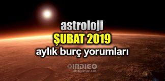 Astroloji: Şubat 2019 aylık burç yorumları
