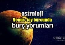 Astroloji: Venüs Yay burç yorumları (7 Ocak - 4 Şubat)