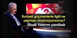 Binali Yıldırım yanıtladı: İstanbul daki Suriyeli rahatsızlığı