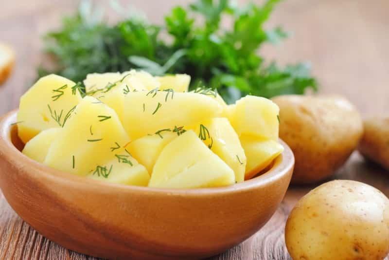 Muz ve patates / İdrar söktürücü ilaçlar