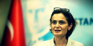 CHP İstanbul İl Başkanı Canan Kaftancıoğlu istifa etti