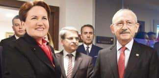 CHP - İYİ Parti 31 Mart 2019 yerel seçim koalisyonu meral akşener kemal kılıçdaroğlu