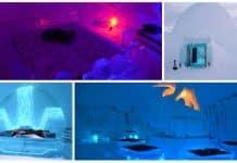 Dünyanın en etkileyici 5 buz oteli ile tanışın