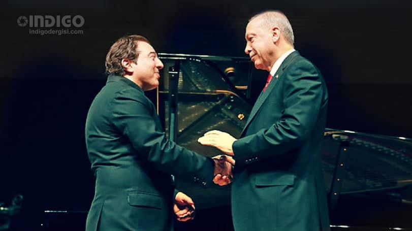 cumhurbaşkanı erdoğan: Fazıl Say konseri için linç kampanyası başlattılar