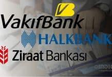 Halkbank, Ziraat, Vakıfbank kredi kartı borç yapılandırma kampanyası