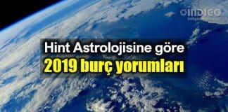 Hint Astrolojisine göre 2019 burç yorumları