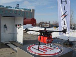 Hızır projesi: Drone ile acil kan ve tıbbi malzeme taşınıyor