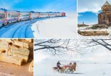 Kars turları: Kış tatili sevenler için farklı seyahat deneyimleri