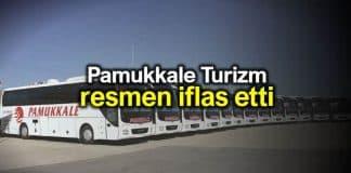 Pamukkale Turizm iflas etti: Konkordato talebi reddedilmişti