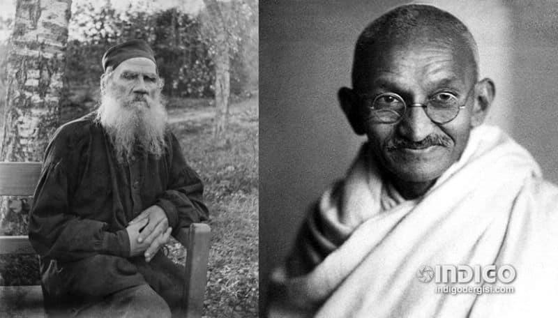 Tolstoy Gandhi Mektuplaşmaları: Zorbalığa karşı iyilikten ayrılmayın