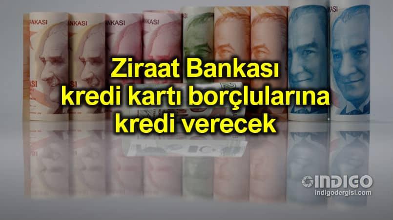 Ziraat Bankası birleştiren ihtiyaç kredisi: Kredi kartı borcu olanlara kredi