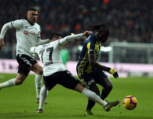 Beşiktaş Fenerbahçe derbisi 25 Şubat 2019