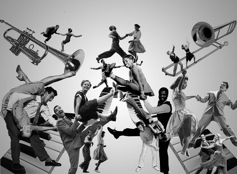 Cazın Dans Hali Lindy Hop