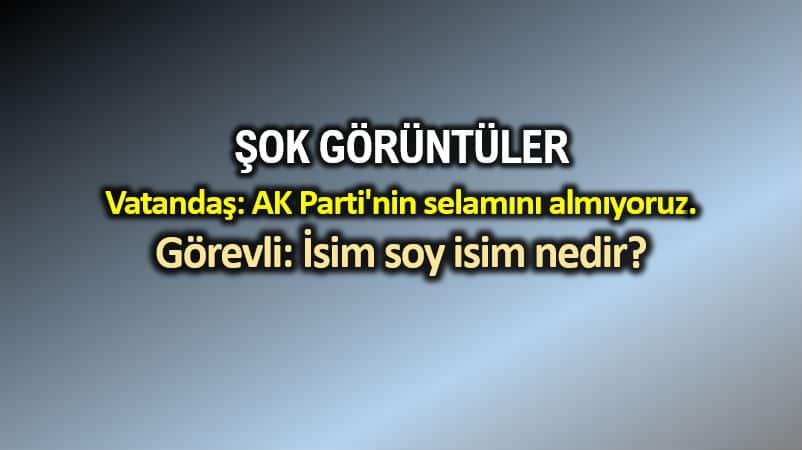 AK Parti broşürü almayanlar fişleniyor iddiası