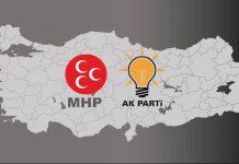 AK Parti 3 ilde MHP 16 ilde adayını geri çekti: 21 ilde anlaşıldı