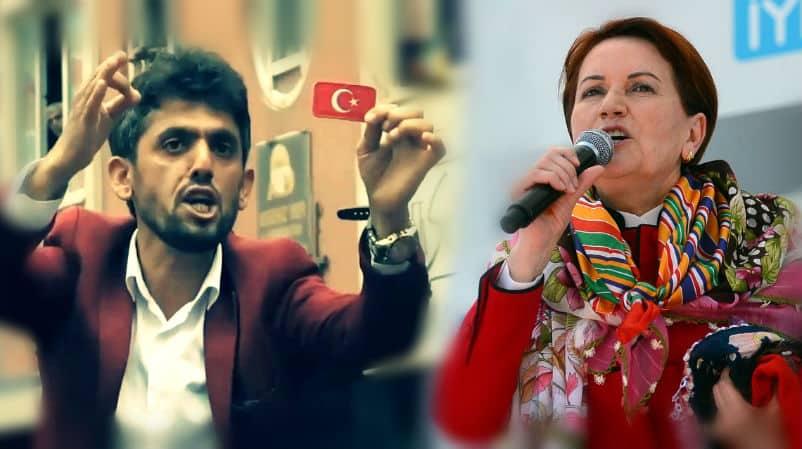 24 Haziran dan önce Akşener tepki gösteren işçiden ekonomik kriz isyanı