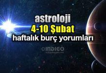Astroloji: 4 - 10 Şubat 2019 haftalık burç yorumları