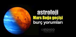 Astroloji: Mars Boğa geçişi (14 Şubat - 31 Mart) burç yorumları
