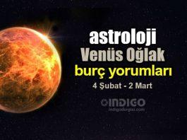 Astroloji: Venüs Oğlak (4 Şubat - 2 Mart) burç yorumları