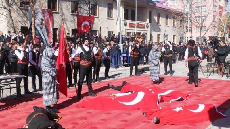Bayburt protokol İstiklal Marşı ayağa kalkmadı