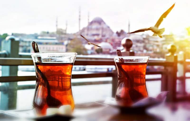 Çay efsanesinin doğuşu