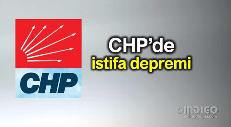 CHP istifa depremi: Aday gösterilmeyenler partiden ayrılıyor!