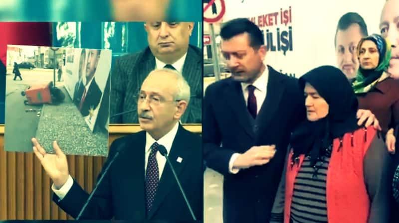 Çöpten yemek toplayan kadın Kemal Kılıçdaroğlu tazminat davası