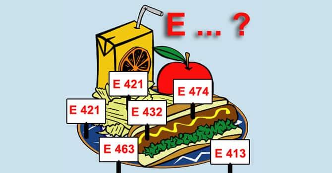 E kodları: Hangi katkı maddesi ne işe yarıyor?