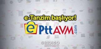 E-tanzim satışı başlıyor: ePttAVM üzerinden online satılacak!