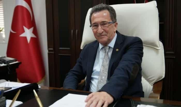 CHP'li Edremit Belediye Başkanı Kamil Saka partisinden istifa etti