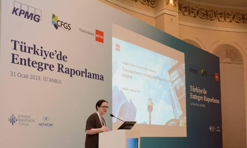 entegre raporlama geleceğin raporu türkiye kpmg şirketler kurumlar