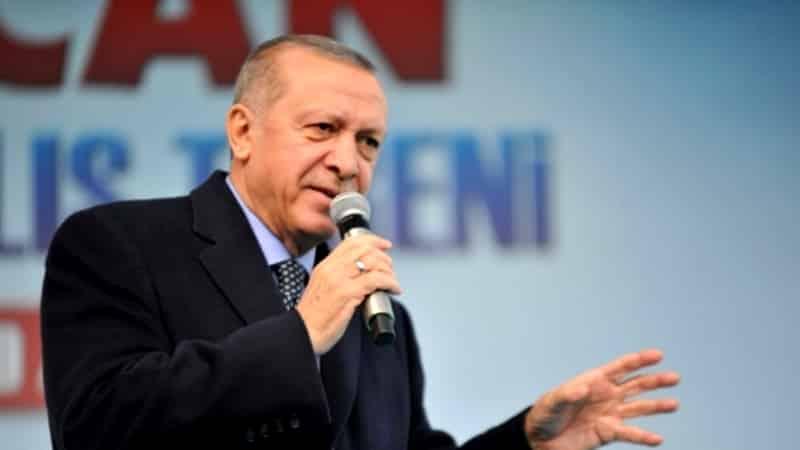 Erdoğan'dan tanzim satış açıklaması: Marketlerde ne varsa satmaya başlayacağız