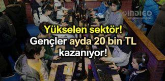 Gaming İstanbul: E-spor ile gençler ayda 20 bin TL kazanıyor!