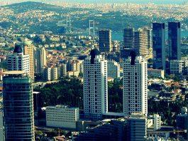 İstanbul plazalar boşalıyor; ofis binası inşaatları devam ediyor