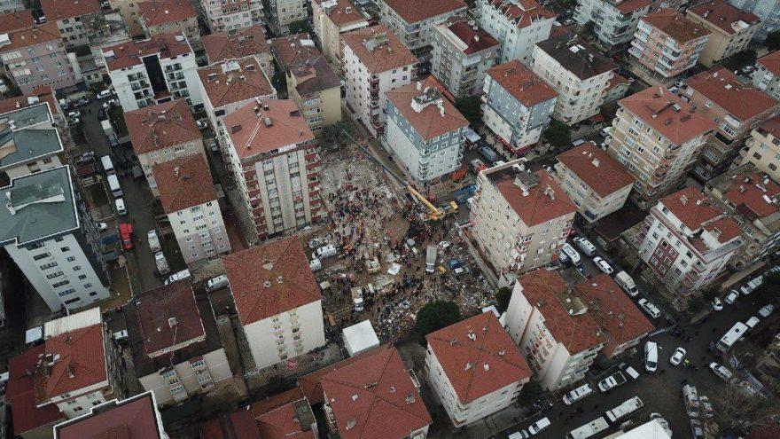bina enkazı
