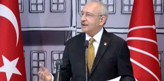 Kılıçdaroğlu: Simit satan da 754 lira milyon dolarla oynayan da! chp sokak ekonomisi çalıştayı