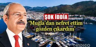 Marmaris Belediye Başkanı Ali Acar'dan Kılıçdaroğlu ile ilgili şok iddia!