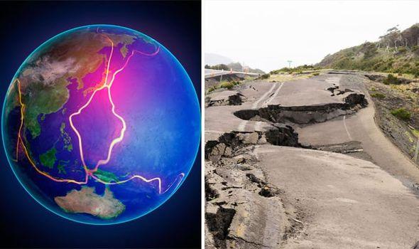 19 ve 21 Şubatmega deprem içinkritik günler olarak bildirildi